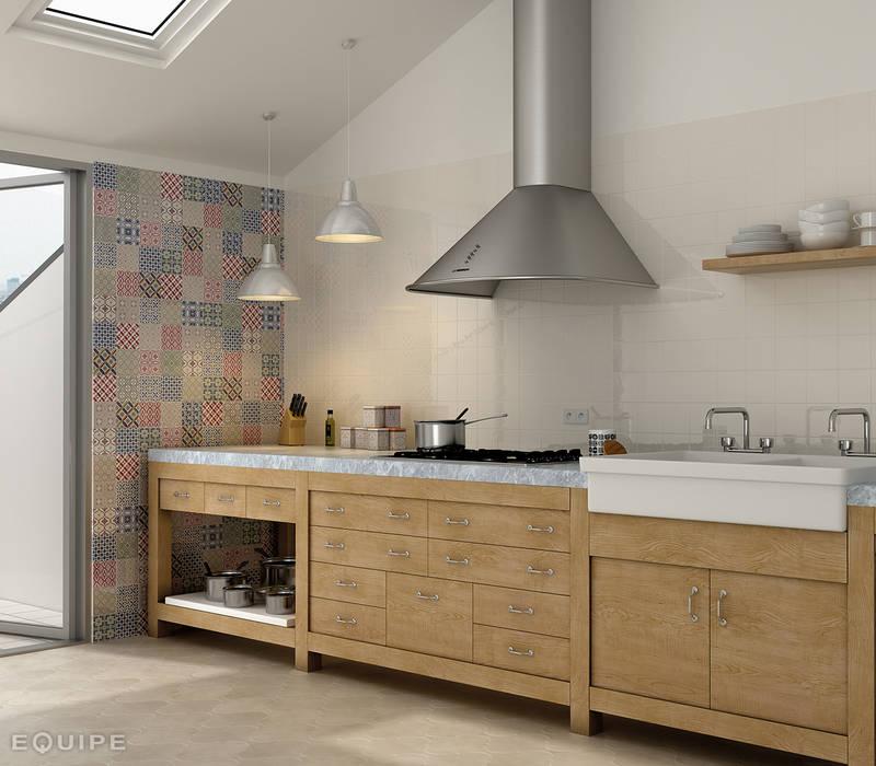 Küche von Equipe Ceramicas,