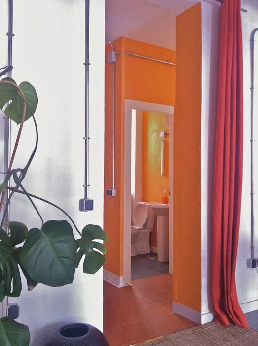 estudio en Madrid: Baños de estilo  de Alacet