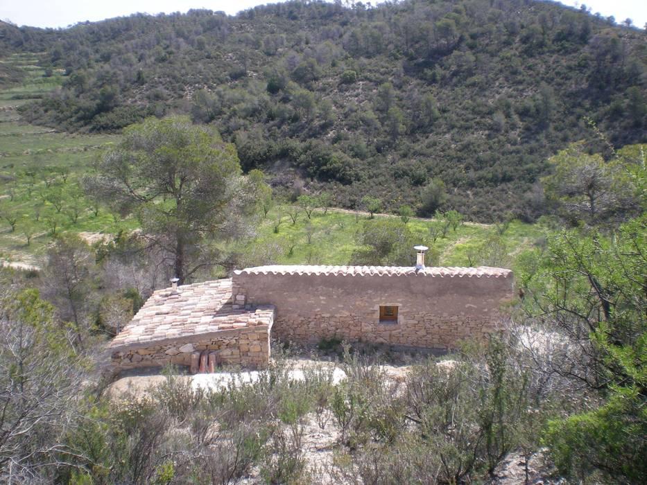 casa en su entorno: Casas de estilo rural de Alacet