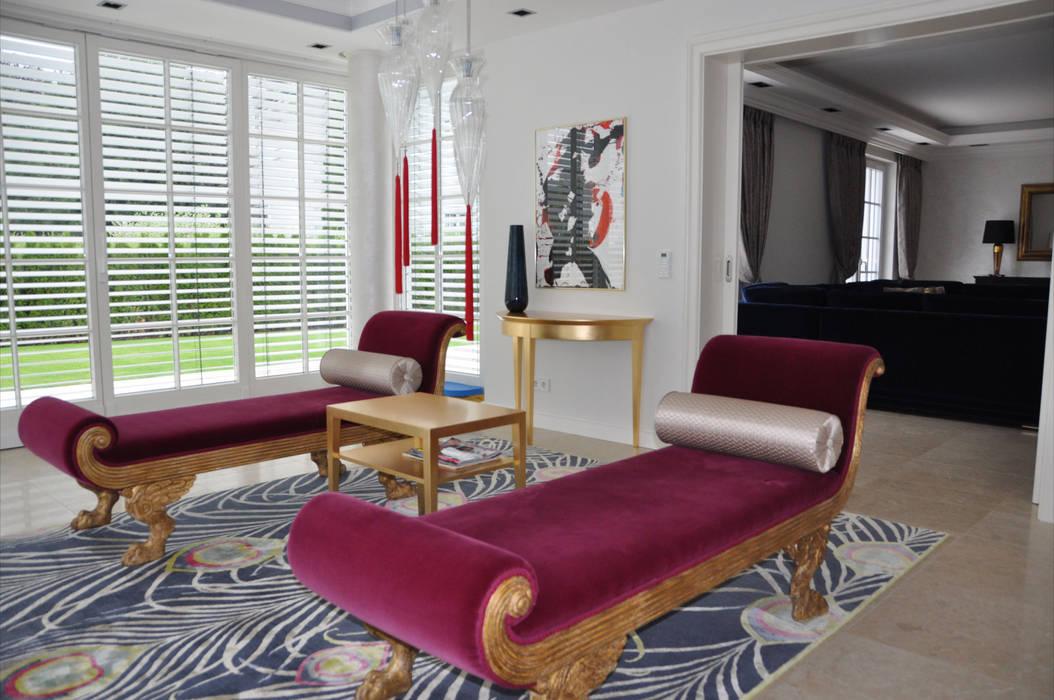 Wintergarten:  Spa von Elke Altenberger Interior Design & Consulting