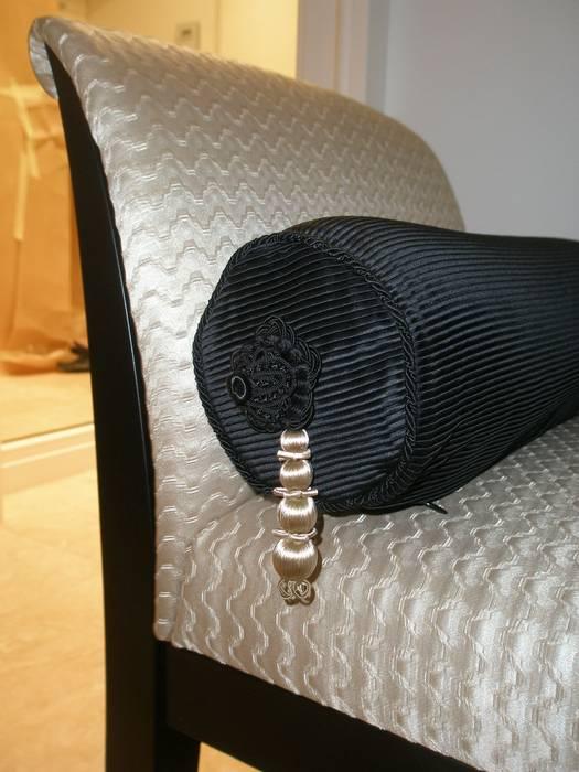 Dekor Elemente Sitzbereich Klassische Wohnzimmer von Elke Altenberger Interior Design & Consulting Klassisch