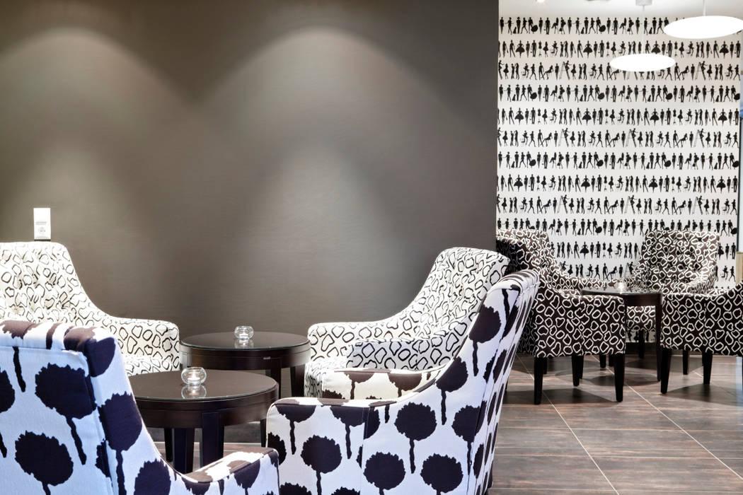 Redesign Countryhotel Moderne Hotels von Elke Altenberger Interior Design & Consulting Modern