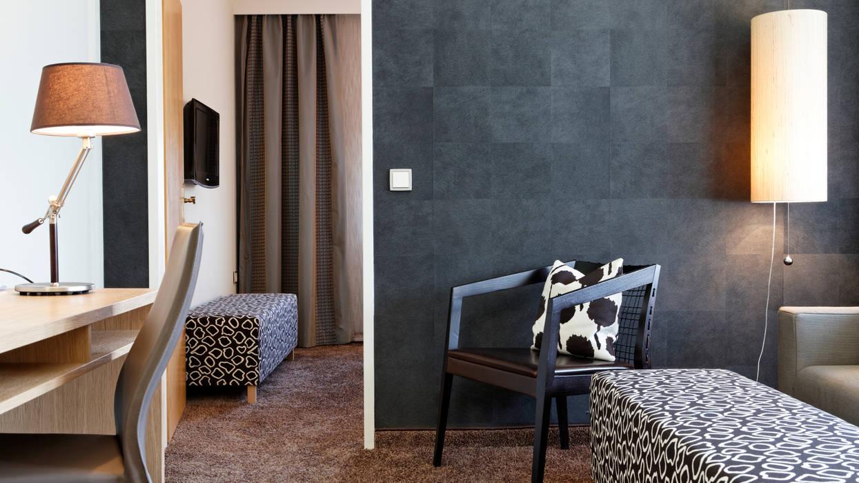 Redesign Country Hotel Moderne Hotels von Elke Altenberger Interior Design & Consulting Modern