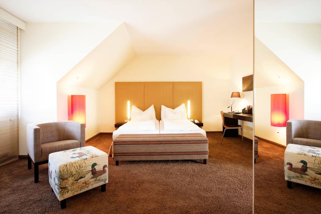 Redesign Country Hotel:  Hotels von Elke Altenberger Interior Design & Consulting,Modern