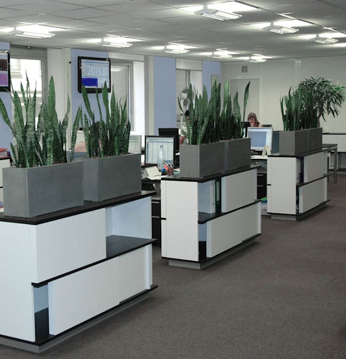 Moderne Bürogebäude von Laurence Boudet Architecture d'intérieur et décoration Modern