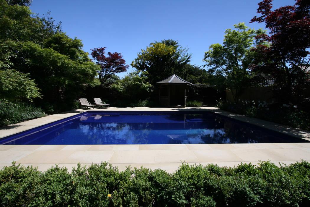 Sapphire Pool:  Pool by London Swimming Pool Company