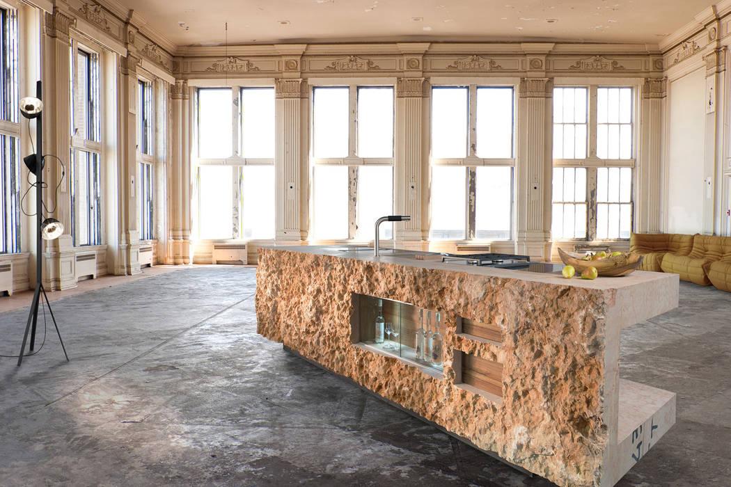 Marmorküche von werkhaus Ausgefallen