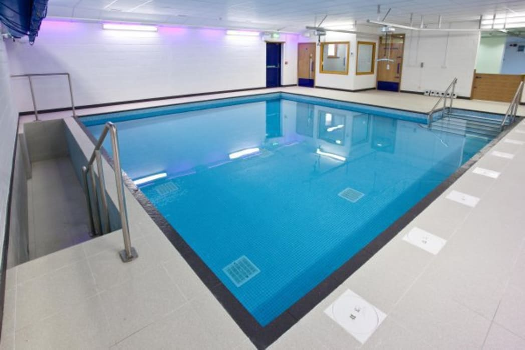 ​Advanced Hydrotherapy School Pool :  Schools by London Swimming Pool Company,