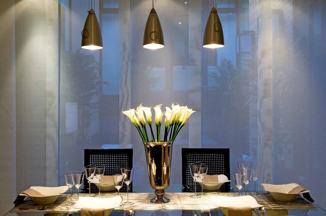 London NW8 Moderne Esszimmer von kt-id Modern
