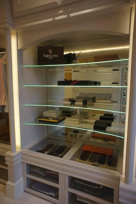 Dressing room for private client ankleidezimmer im ...