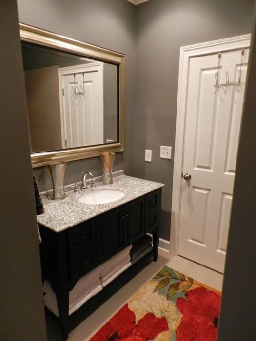 Foto decoración baño Baños de estilo moderno de Ámbar Muebles Moderno