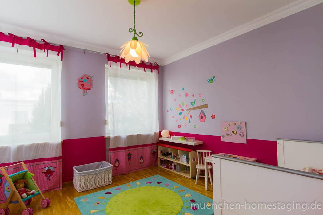 Redesign Kinderzimmer:  Kinderzimmer von Münchner HOME STAGING Agentur