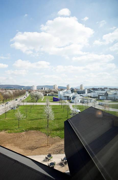 Vitra Campus. Museos de estilo moderno de Marcela Grassi Photography Moderno