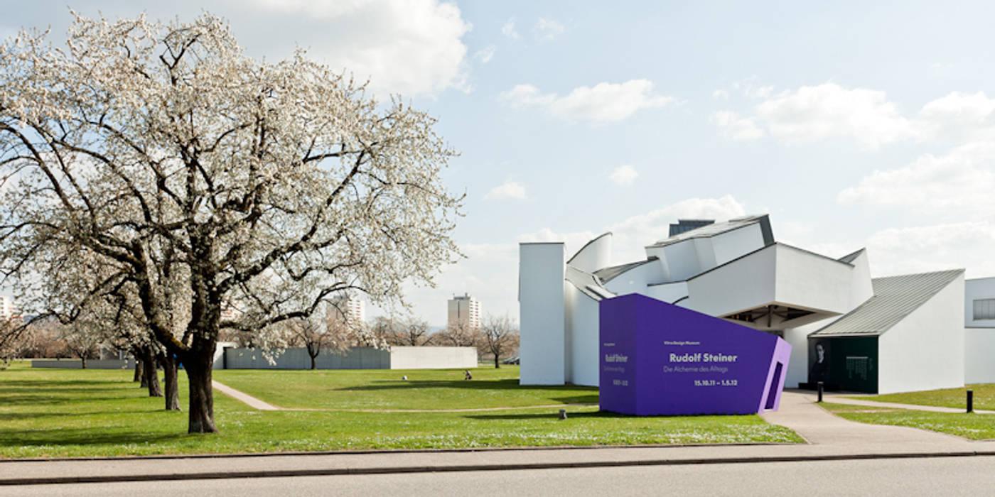 Vitra Campus. Marcela Grassi Photography Museos de estilo moderno
