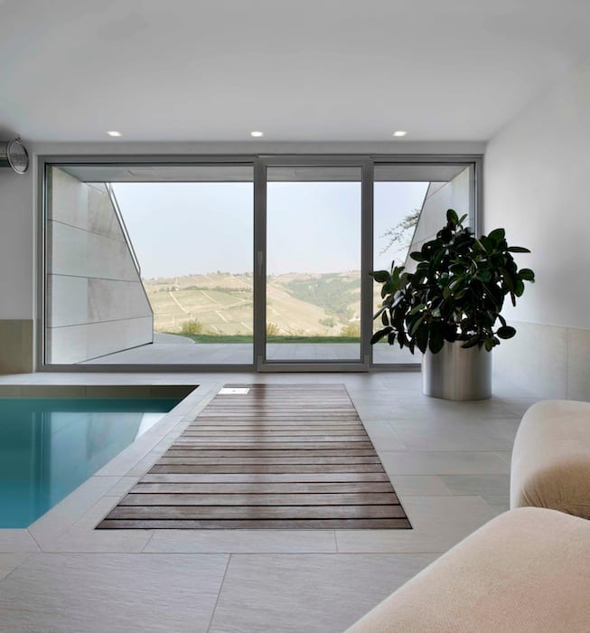 Casa Visiera ARCHICURA Spa moderna