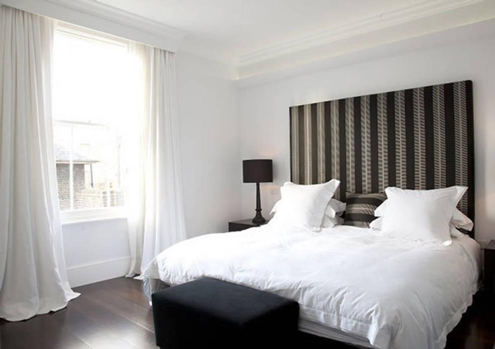 Historic House, Notting Hill, London Dormitorios de estilo clásico de 4D Studio Architects and Interior Designers Clásico