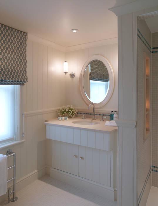 Belgravia:  Bathroom by Meltons