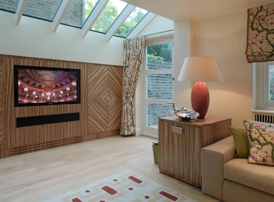 Belgravia Modern living room by Meltons Modern