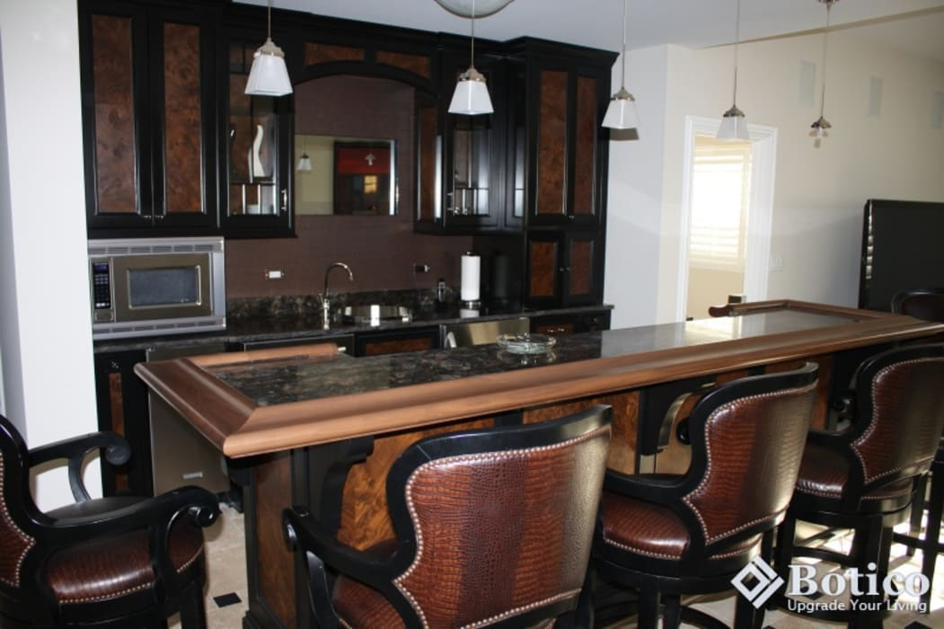 Chesterfield Kitchen Remodeling Country style kitchen by Botico Country