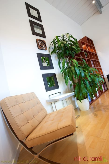 Open Space The Comfort Zone Modern living room by Nik A Ramli Interior Design Modern