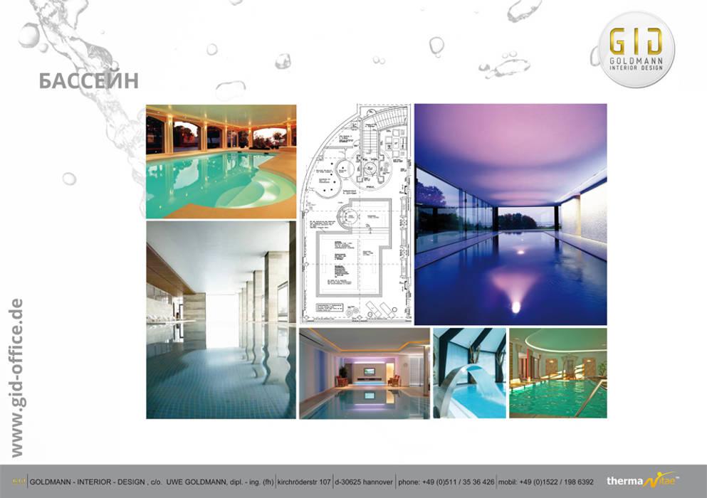 Pool:  Praxen von GID│GOLDMANN - INTERIOR - DESIGN