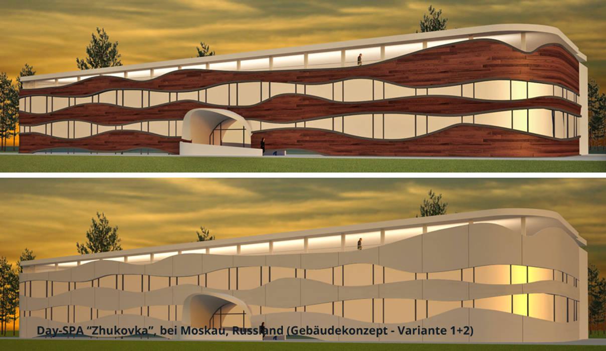 GID│GOLDMANN-INTERIOR-DESIGN - Innenarchitekt in Sehnde Clinics