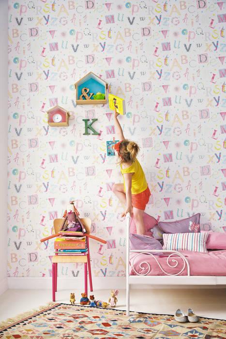 kinder räume ag Nursery/kid's room