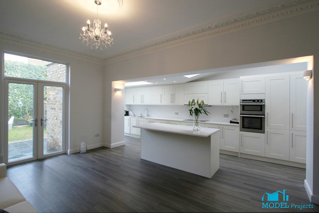 Classical Style :  Kitchen by Model Projects Ltd
