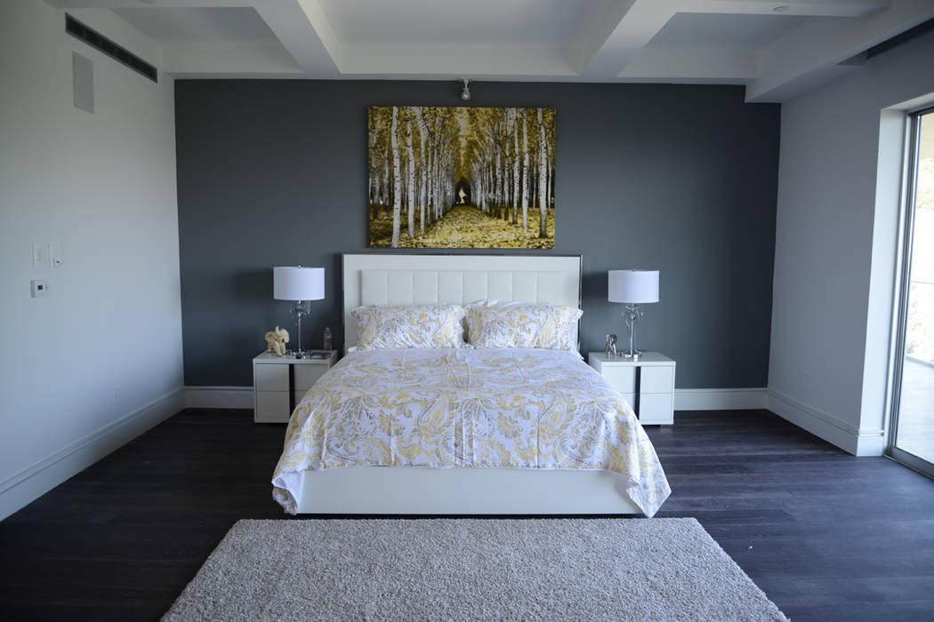 Chambre moderne par Erika Winters® Design Moderne