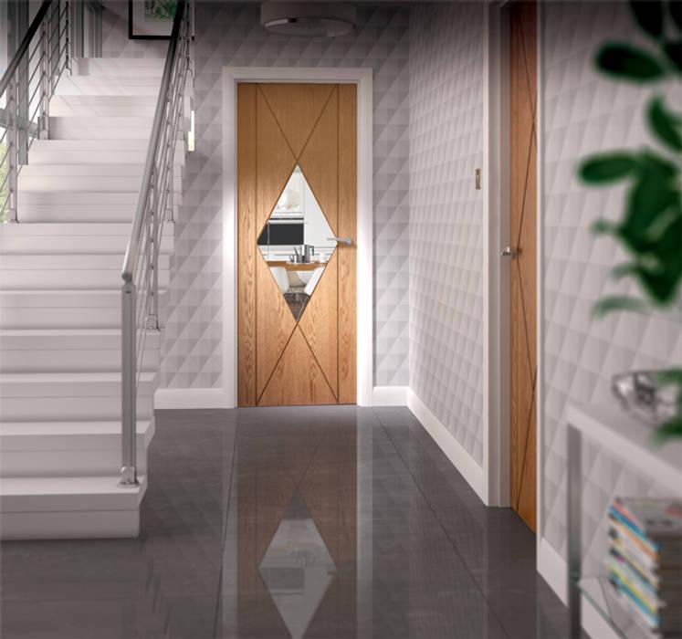 modern  by homify, Modern Wood Wood effect