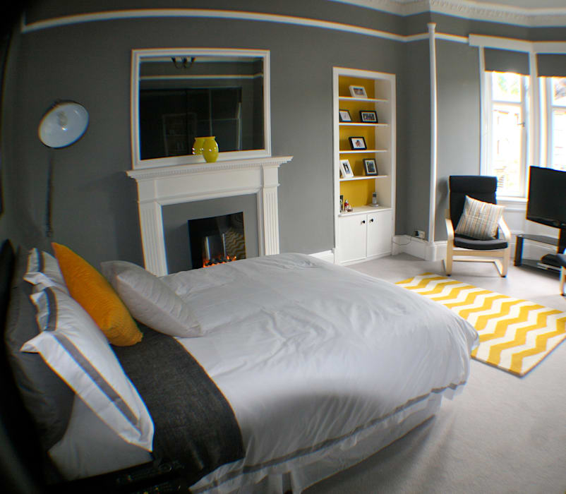 After: modern Bedroom by Isolution Interiors