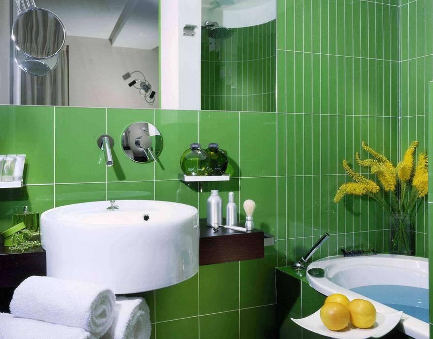 Hotel Art: Hotel in stile  di laboratorio di architettura - gianfranco mangiarotti