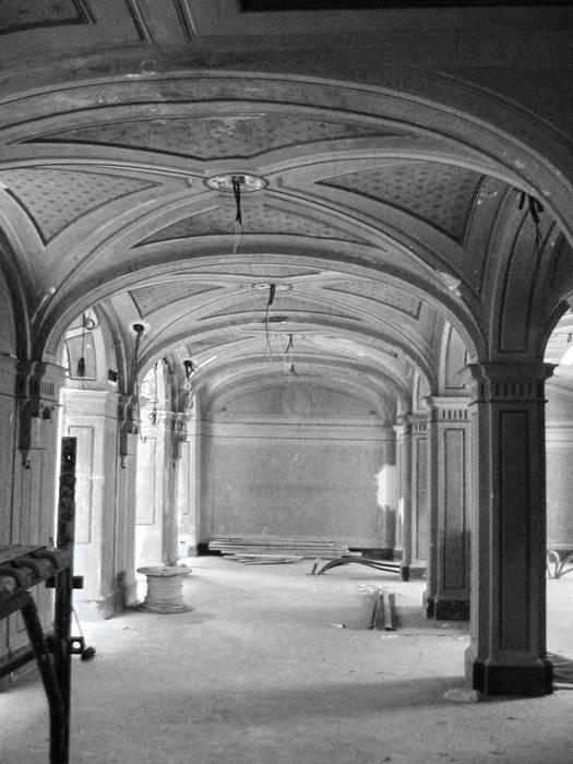 Hotel Art_ante operam: Hotel in stile  di laboratorio di architettura - gianfranco mangiarotti