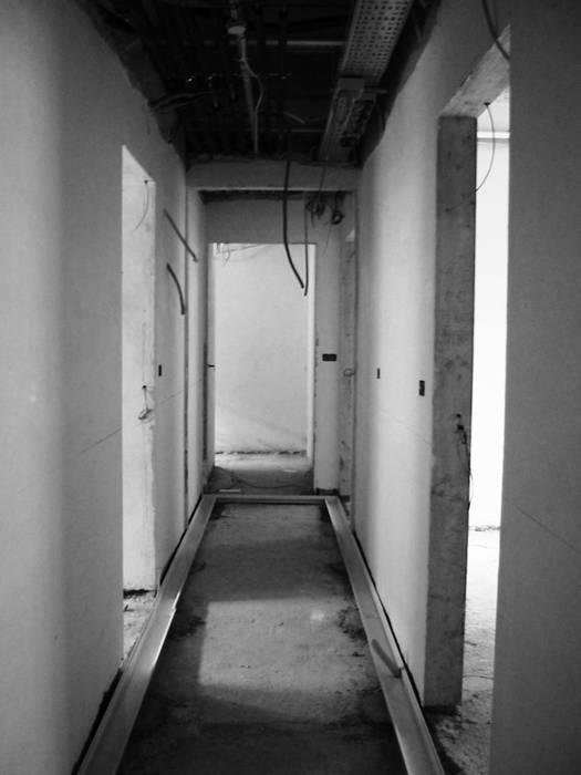 Hotel Art_inter operam Hotel in stile eclettico di laboratorio di architettura - gianfranco mangiarotti Eclettico