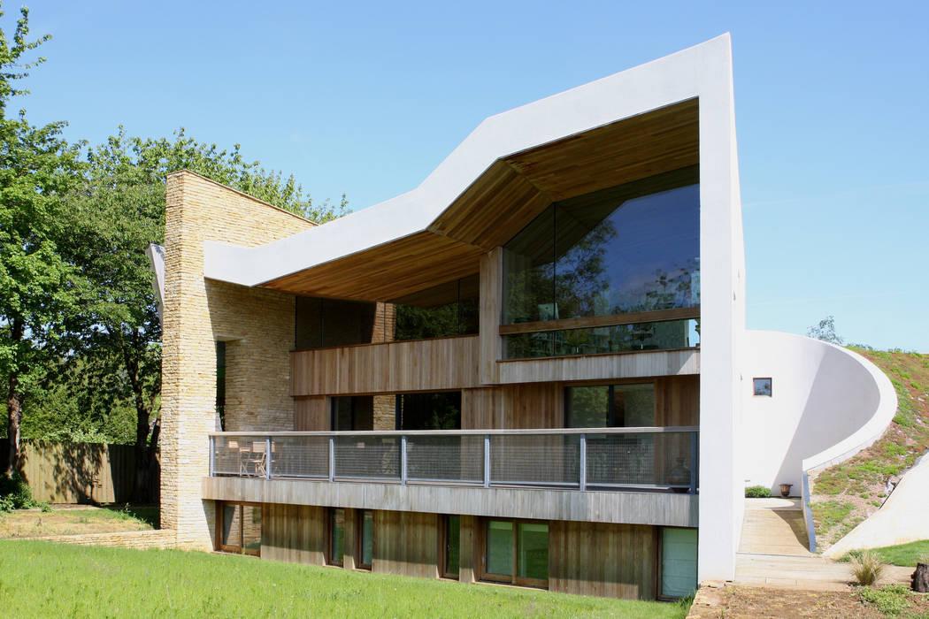 Top Street IQ Glass UK Moderne Wohnzimmer