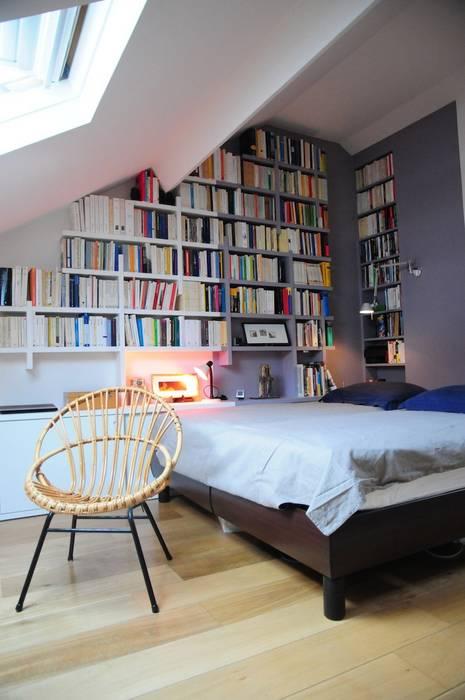 Moderne Schlafzimmer von Tony Lemâle Intérieurs Modern