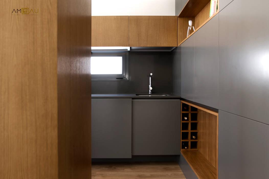 Cozinhas  por amBau Gestion y Proyectos,
