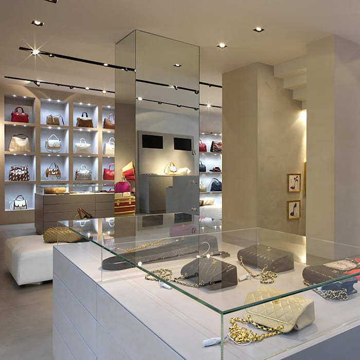 VIDEOLOOK - Shoes shop de Ni.va. Srl Moderno