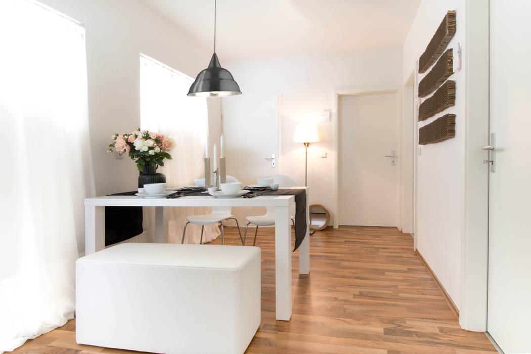 Esszimmer/Flur nachher Moderne Esszimmer von Luna Homestaging Modern