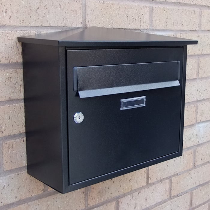 Letterboxes โดย The House Nameplate Company