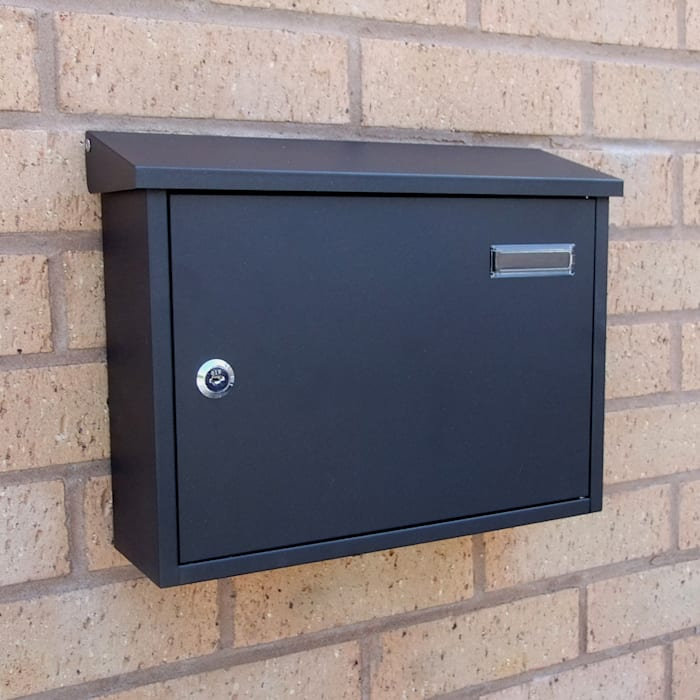 Letterboxes de The House Nameplate Company