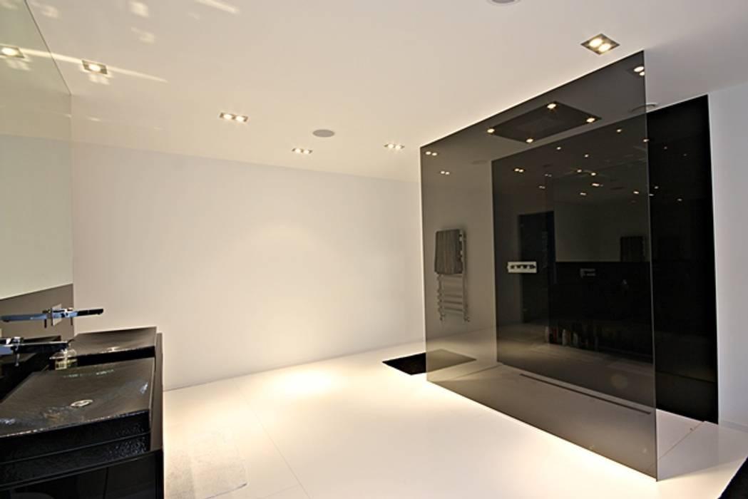 Lighting Modern bathroom by Inspire Audio Visual Modern