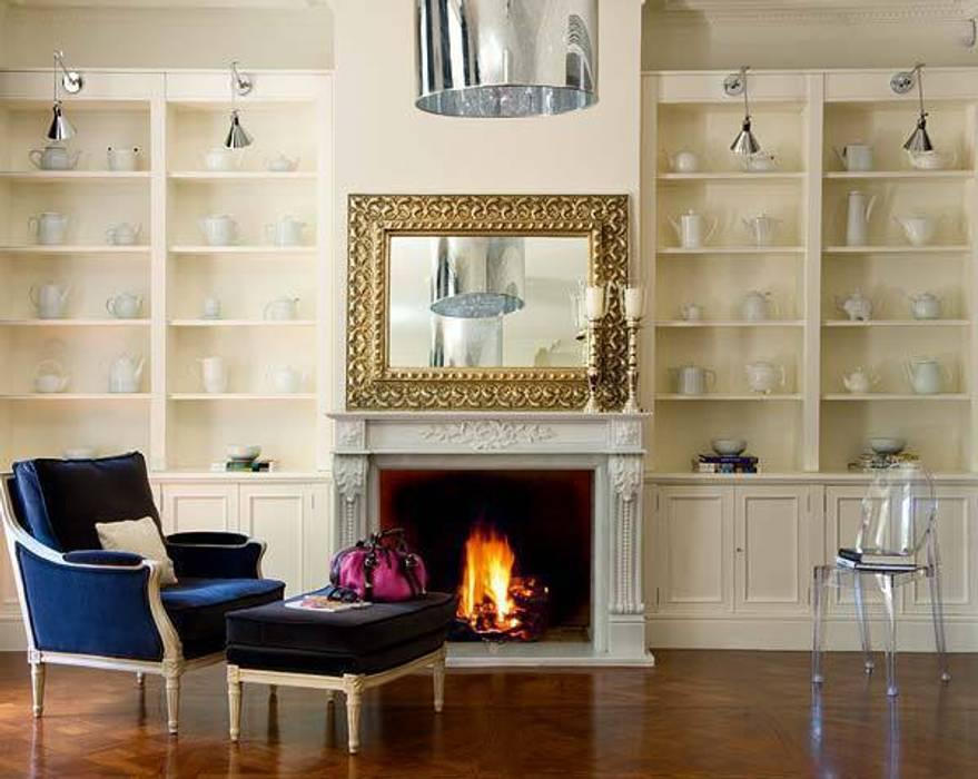collect...: Casas de estilo clásico de nikohl cadeau interiors