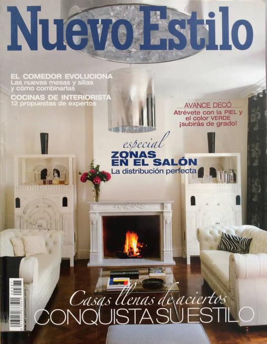 cover girl!!!: Casas de estilo clásico de nikohl cadeau interiors