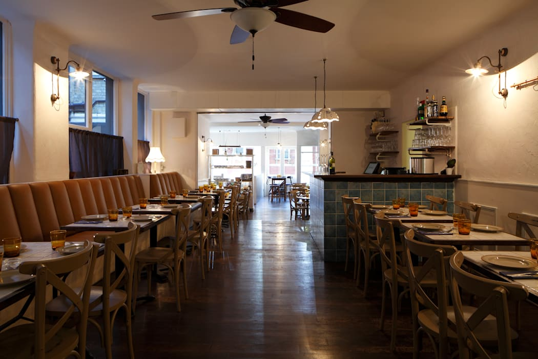 Apulia resturant Rustic style gastronomy by Matteo Bianchi Studio Rustic