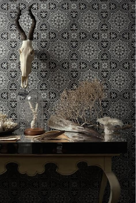 Piccadilly Wallpaper by Cole & Son par Fabrics & Papers