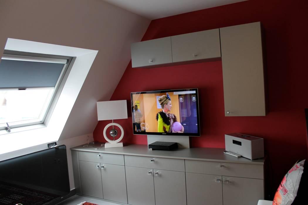 Séjour Salon moderne par Agence ADI-HOME Moderne