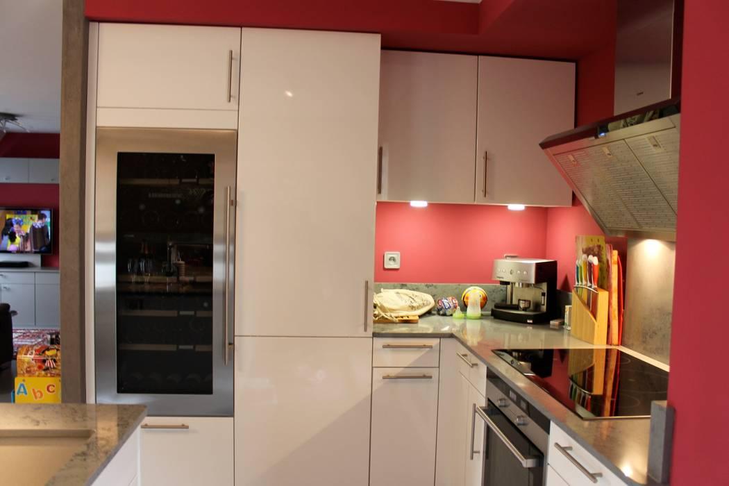 Cuisine Cuisine moderne par Agence ADI-HOME Moderne