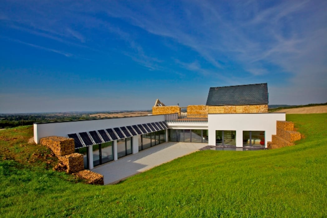 Underhill House PPS7:  Houses by Seymour-Smith Architects