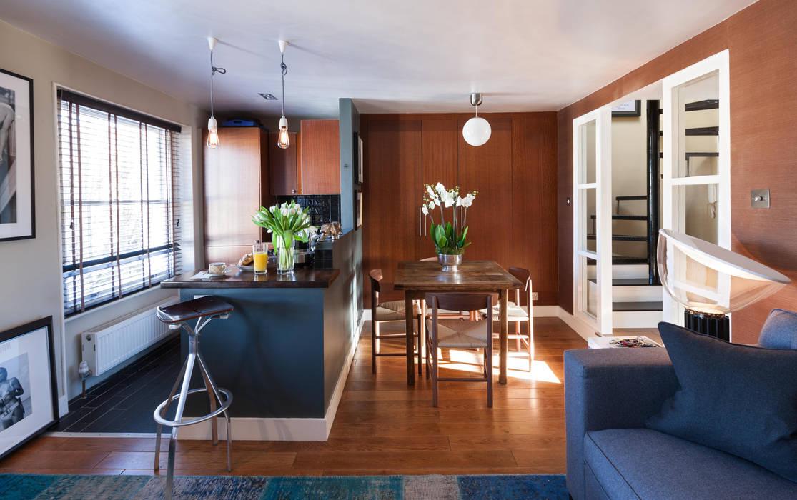 Casa Nostra: modern  by MPD London, Modern